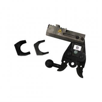 MPX Schiebebacke inkl. Adapter Dim. 50