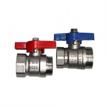 "MFL Ball valve 1"" FT x 1"" MT edge"