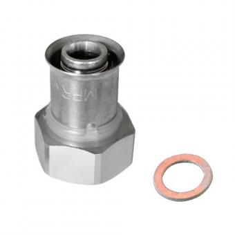 "MPR Joint union nut, female thread 20 x 1/2"" FT"